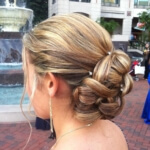 Formal Hair Up Dos Reston VA