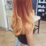 Orange Blonde Hair Styles Salons Northern VA