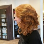 Short and wavy hairstyles - Northern VA Salons