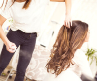 Professional Hair Styling
