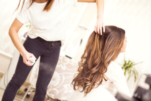 Tips for Keeping Your Hair Silky AFTER Professional Hair Styling